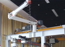 Intelligent Articulated Jib Crane