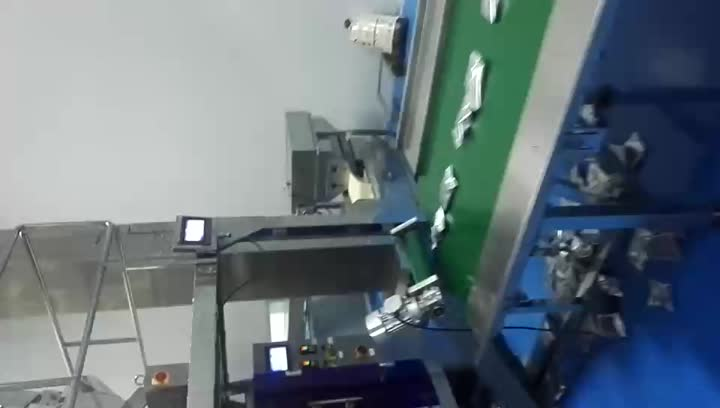 GQK-420 packing line.mp4