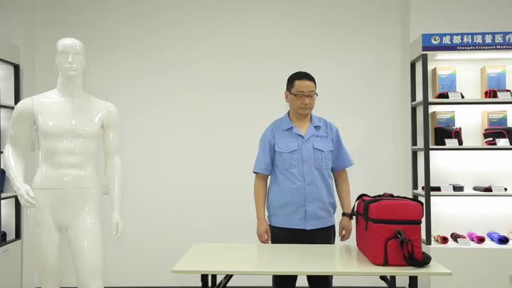 how to use pulse cold compression therapy system.mp4