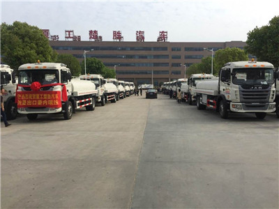Hubei Chusheng Vehicle Co., Ltd.