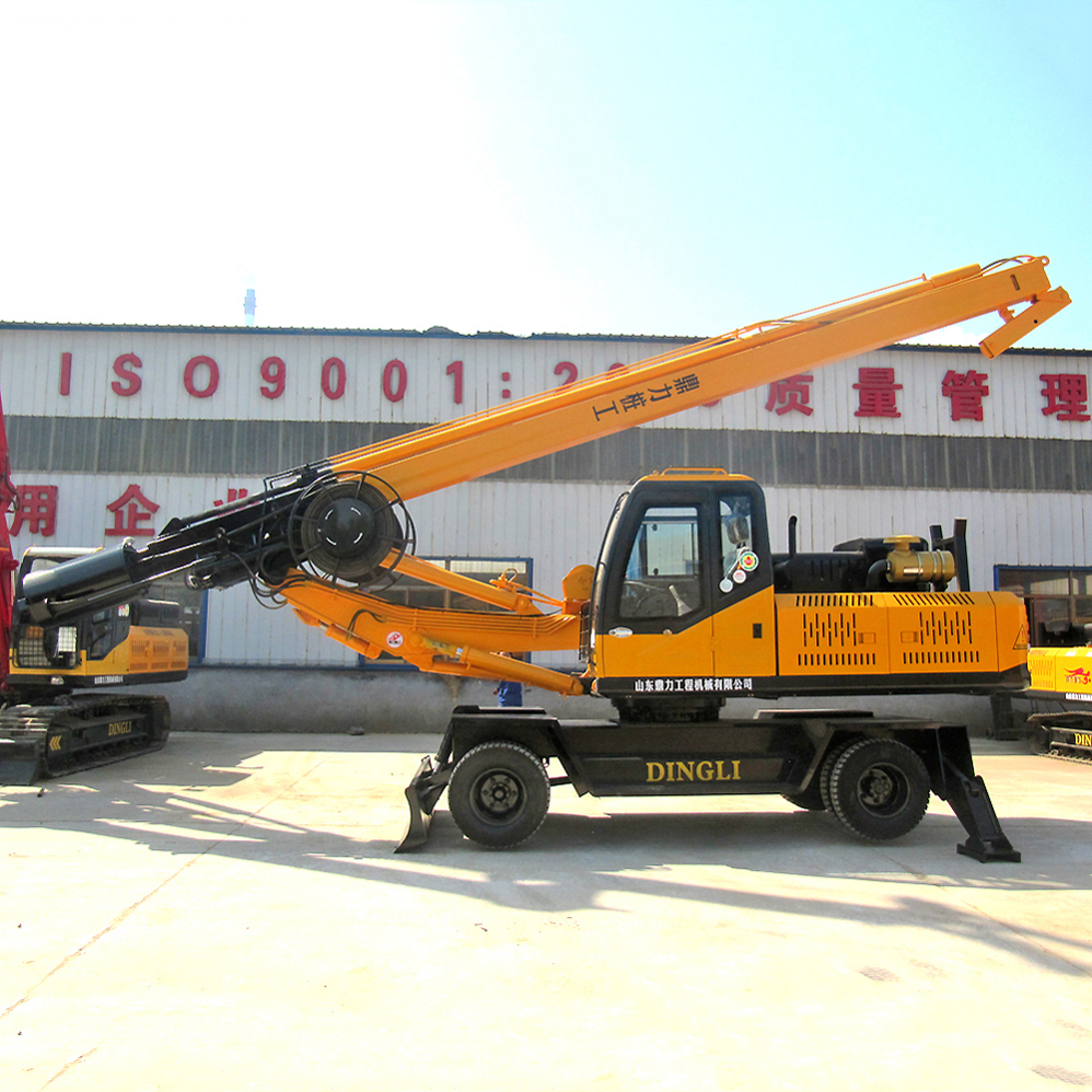 Earth Drilling Rig Machine