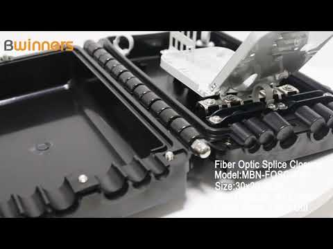 MBN-FOSC-A10 Fiber Optic Splice Closure