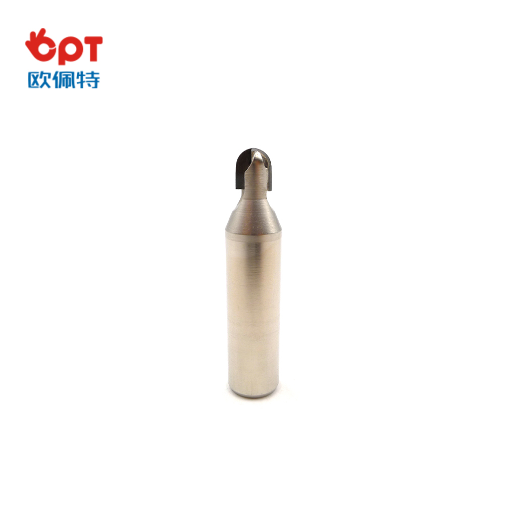 Diamond pattern router bit