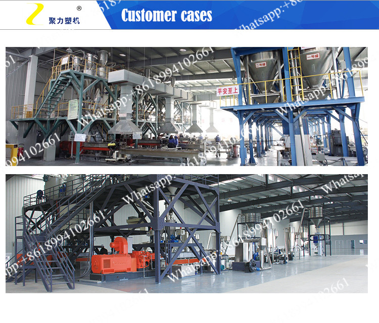 Co Rotating Twin Screw Extruder
