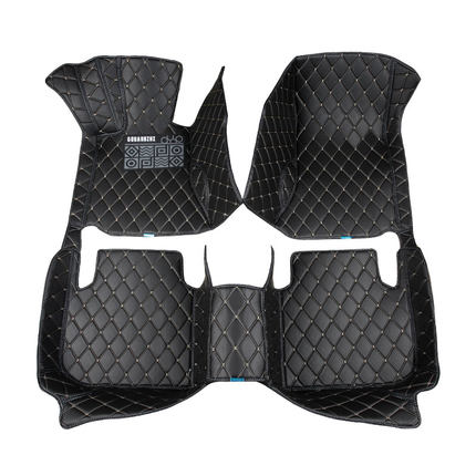 All-around covered Luxury 5D Car Mats for CRV