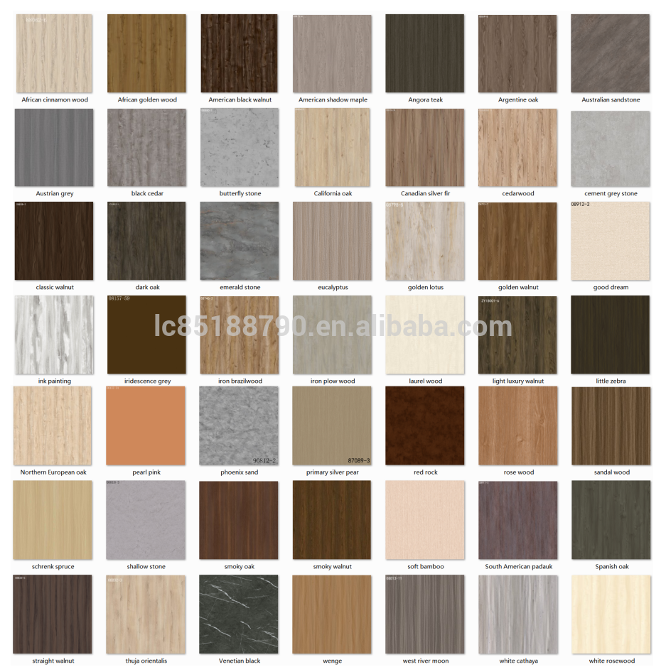 melamine decorative interior wall paneling