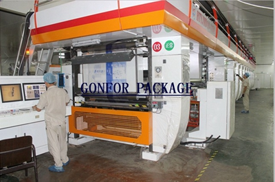 ZHEJIANG GONFOR SOFT-PACKAGE CO.,LTD