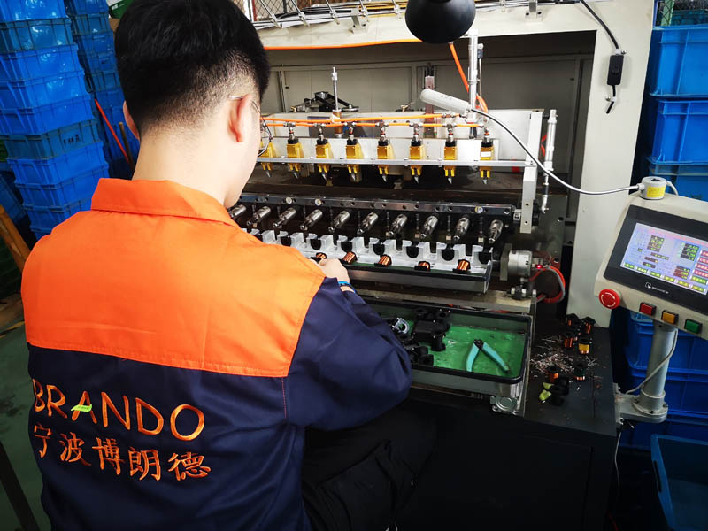 NINGBO BRANDO HARDWARE CO.,LTD