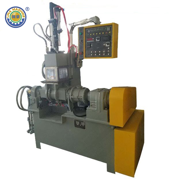 Ceramic Material Mixing Process in Kneader Mixer