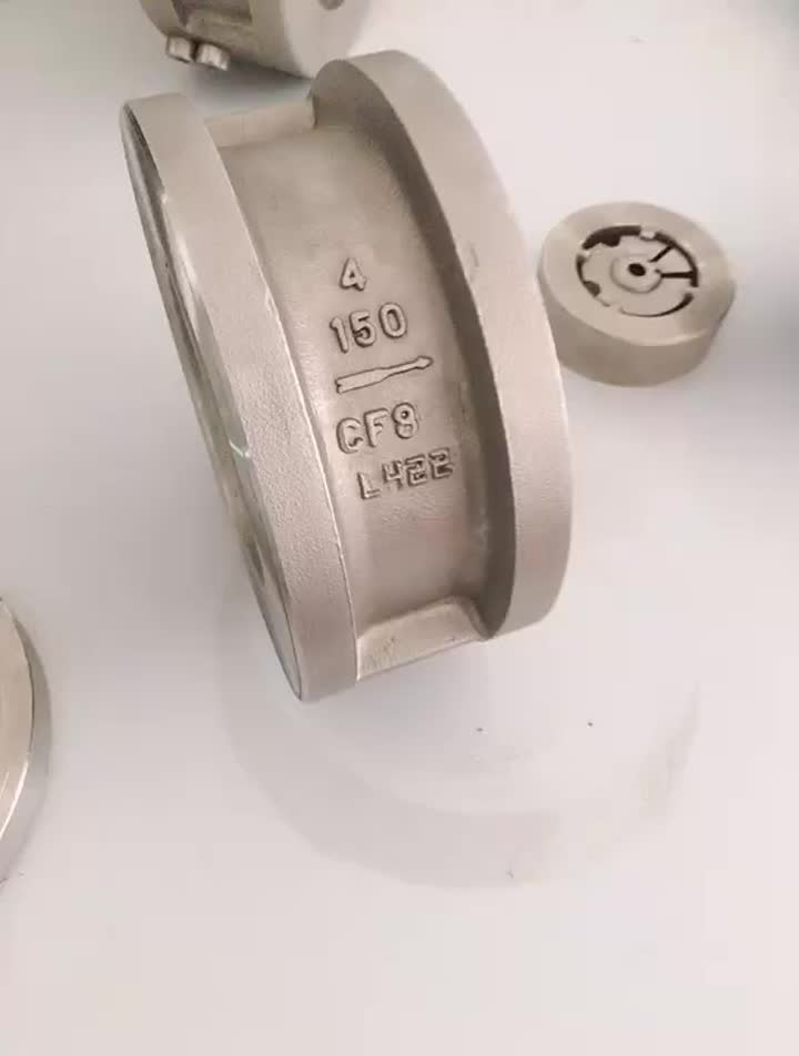 wafer check valve.mp4