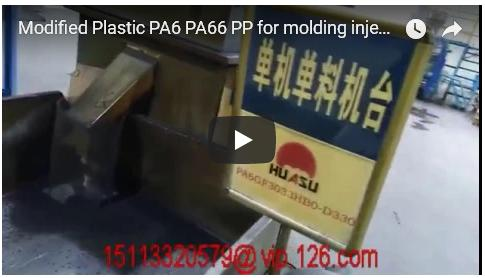 PA66 GF30 for Molding Injection Machine