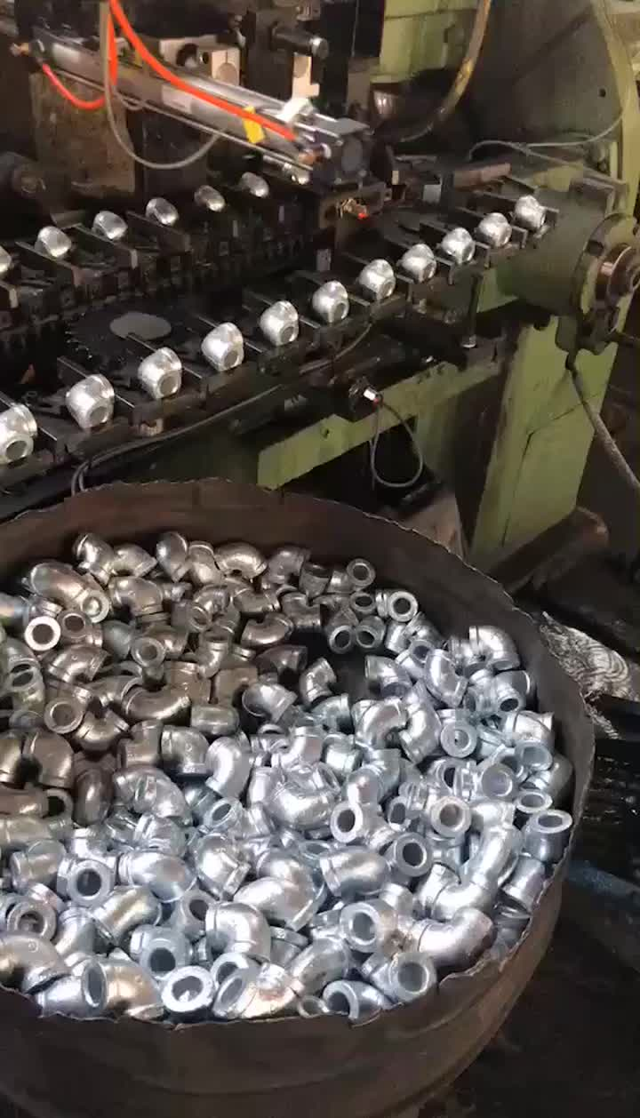 MALLEABLE IRON PIPE FITTINGS.mp4