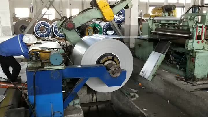 galvanized steel coil.mp4