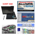 Alldata aut repair software alldata 10.53 and m..chell on-dem..d auto software atsg vivid workshop with x200t laptop HDD 1TB