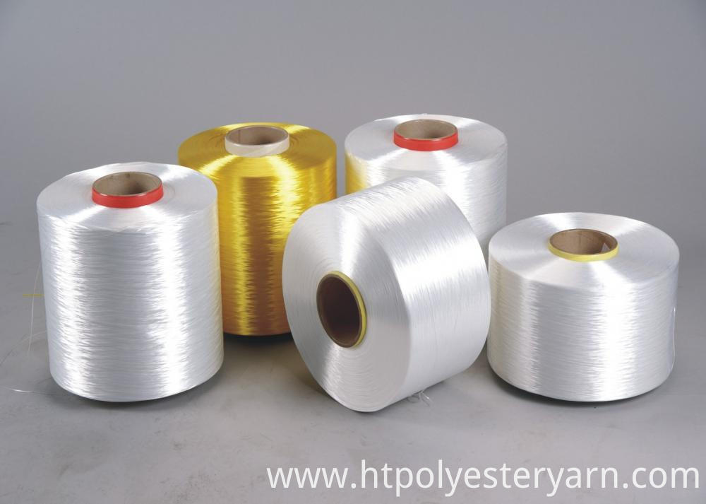 General High Tenacity Polyester Yarn