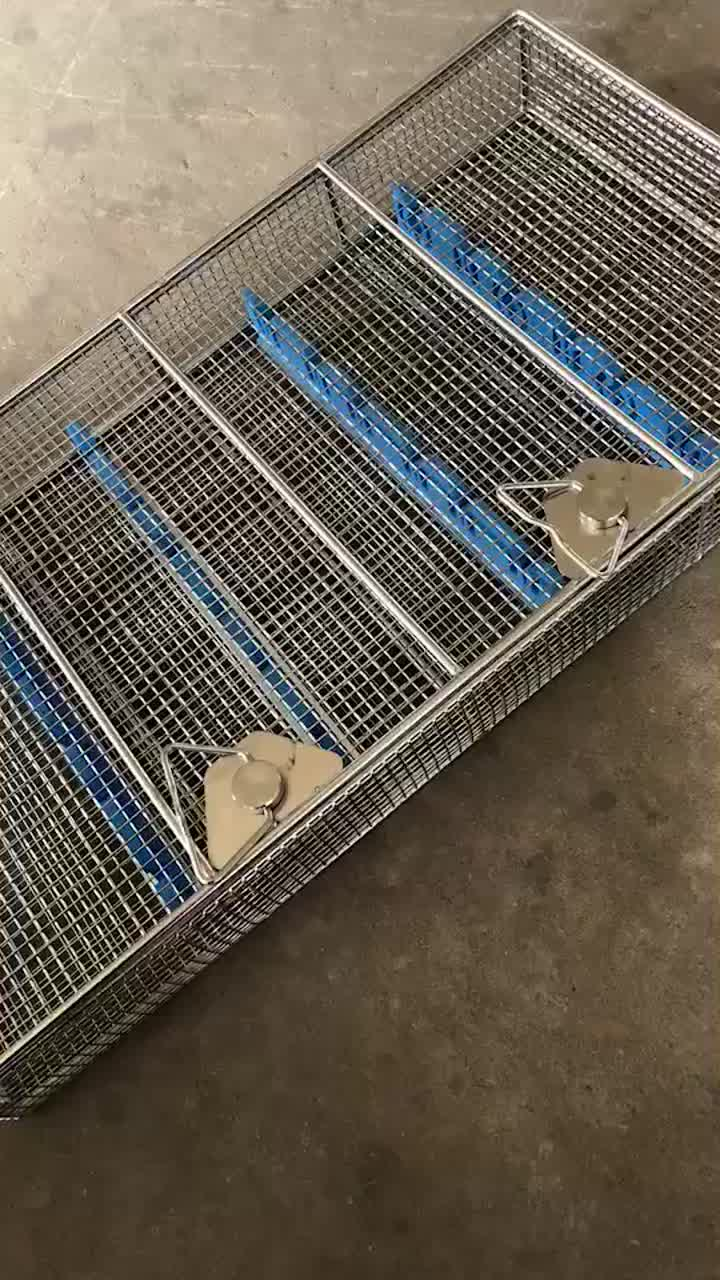 Disinfect Stainless Steel Wire Basket