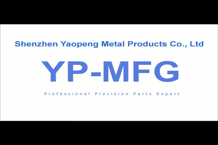 Ordinary milling machine processing.mp4
