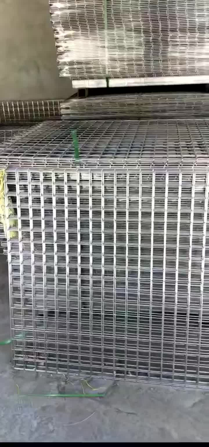 Stainless Steel Welded Wire Mesh.mp4
