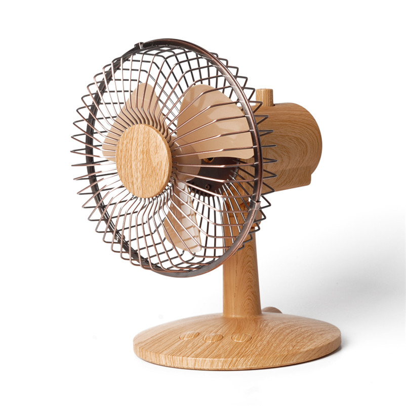 How do you think of this desktop fan?