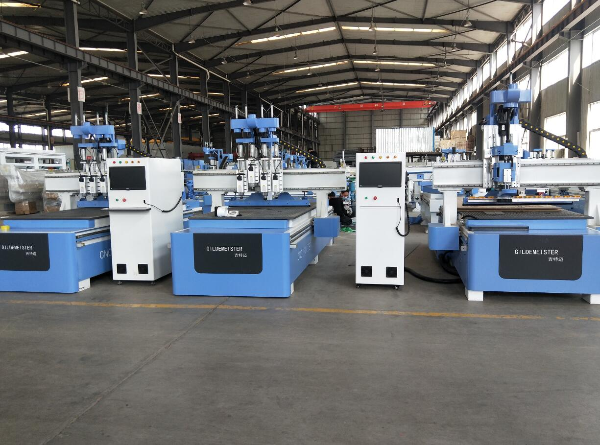Jinan Rapid CNC Machinery Co.,LTD