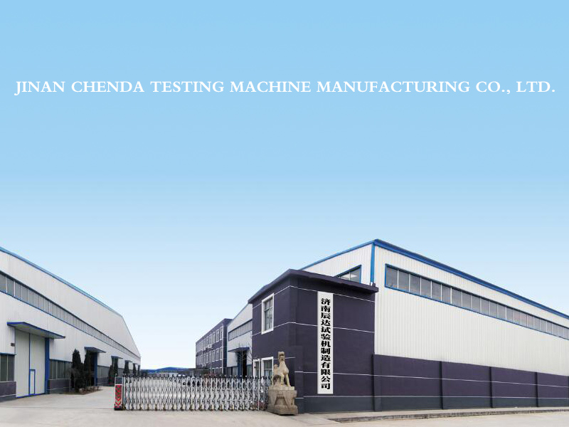 Jinan Chenda Testing Machine Manufacturing Co., Ltd.