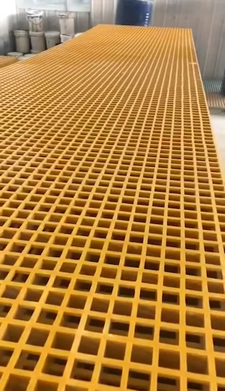 FRP Grating.mp4