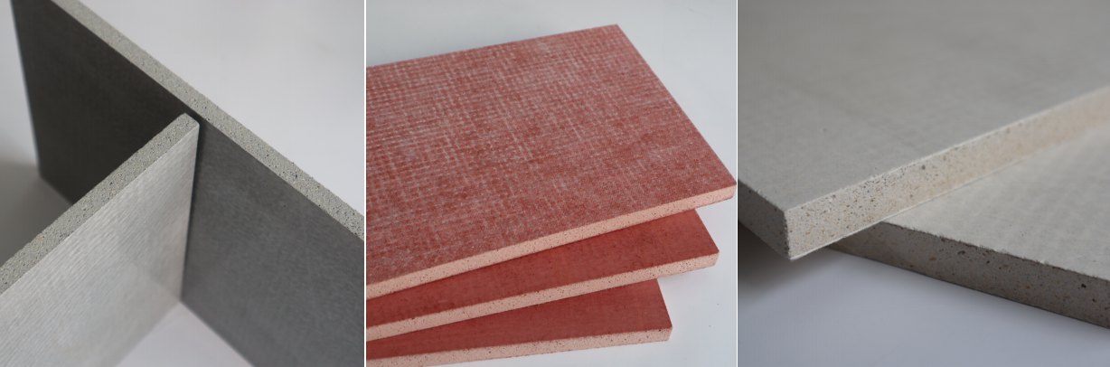 12mm magnesuim sulfate reinforced board
