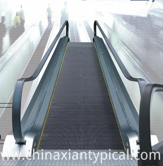Germany-Made Quality Sidewalk Moving Walkway