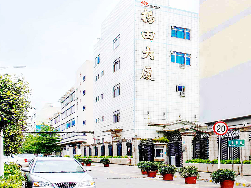 SHENZHEN SANAN TECHNOLOGY CO.,LTD