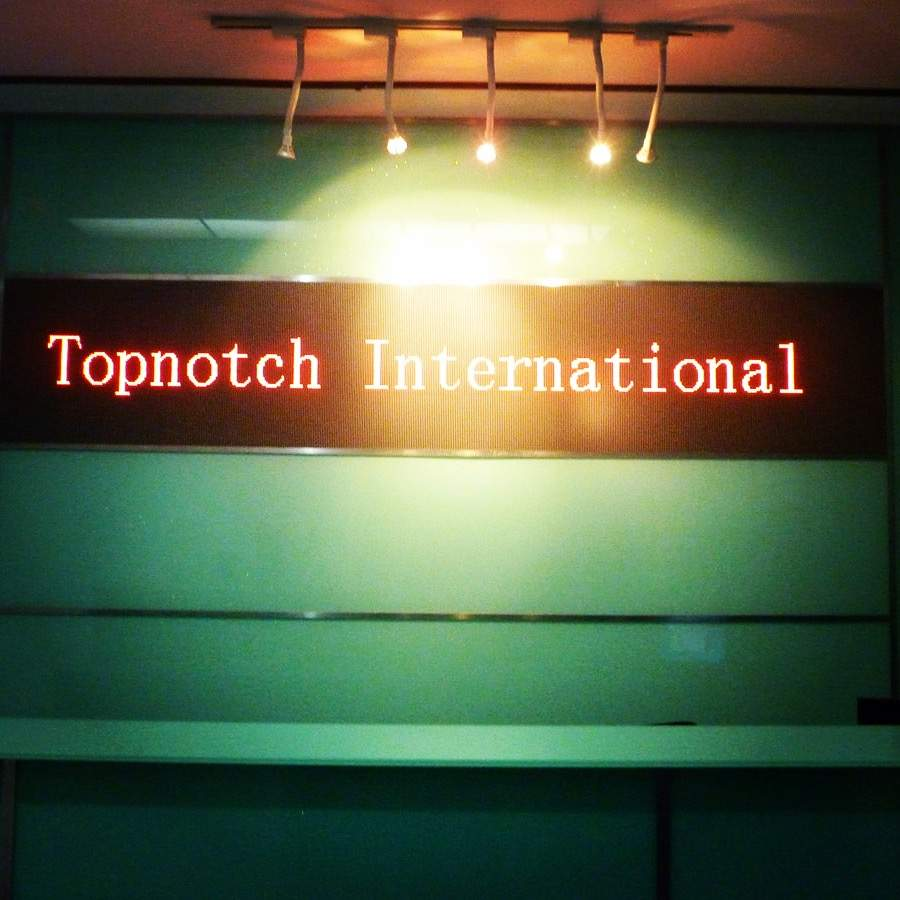 TOPNOTCH INTERNATIONAL GROUP LIMITED