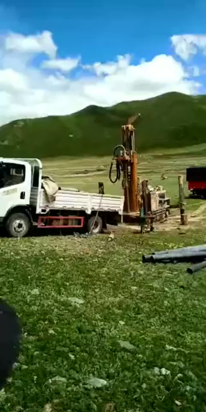 Thanks for your feedback:200m water well drilling rig