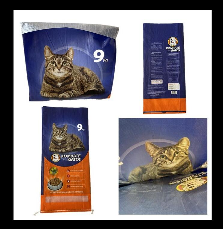 pet food PP bag
