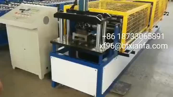 fence forming machine