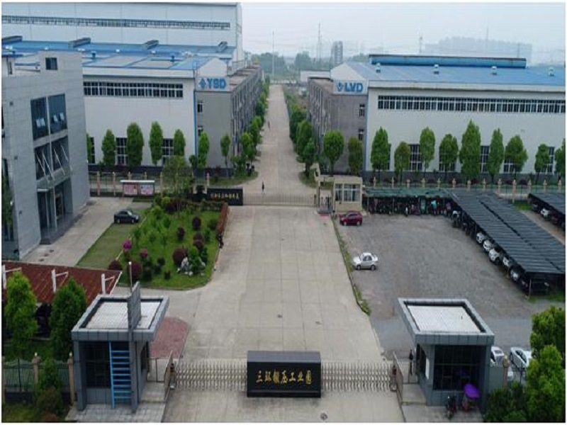 Hubei Tri-Ring Metal-Forming EquipmentImport & Export Co., Ltd.