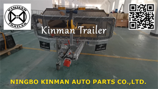 Kinman Trailer  - Off Road Camping Tent Trailer