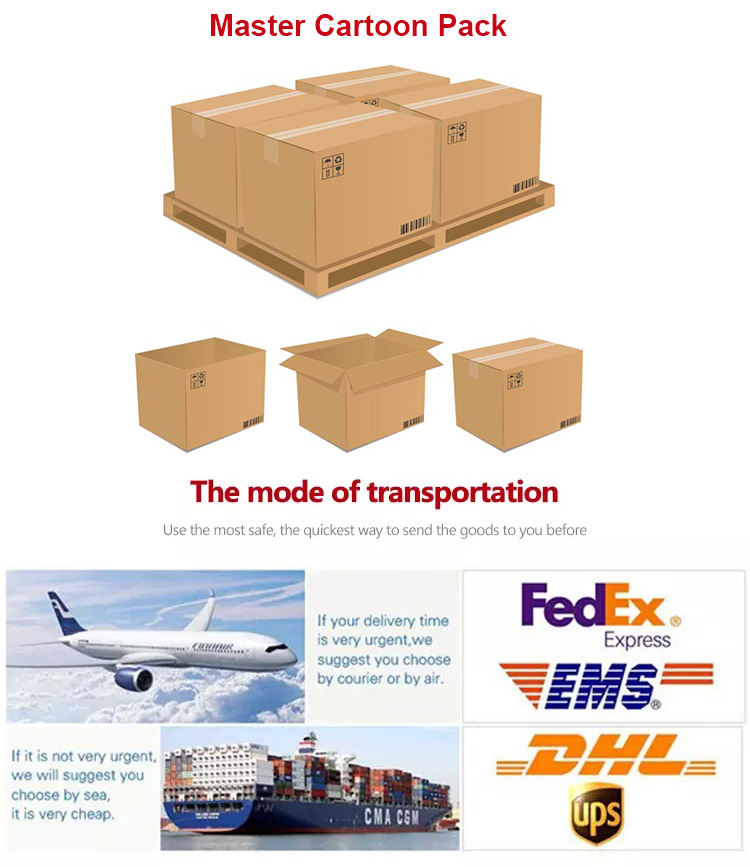 Pack Shipping Methods