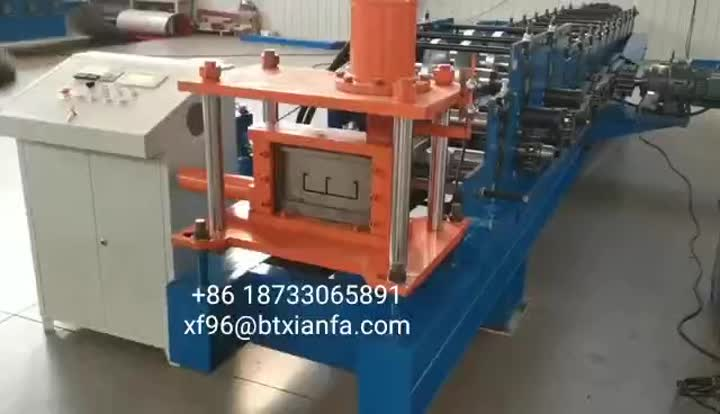 C Purline Forming Machine for the Philippines