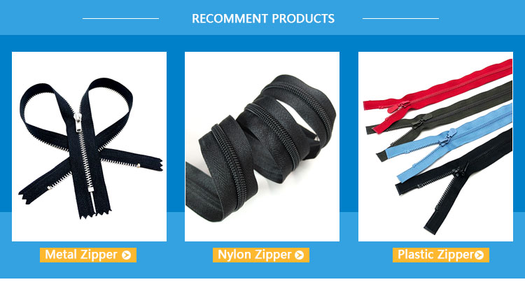 Customize all types of zippers