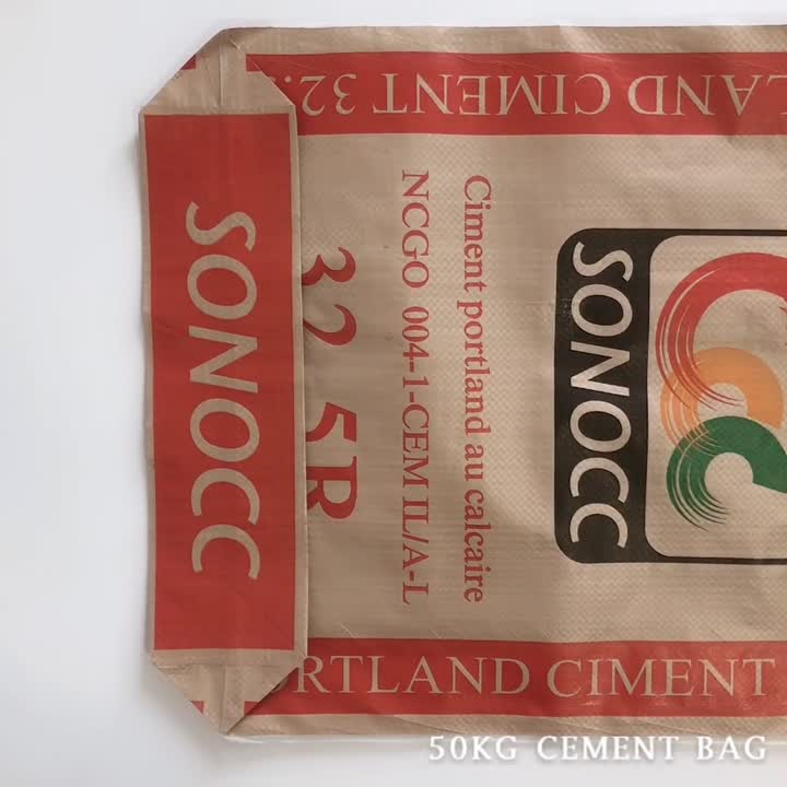 Brown Cement Bag.MP4