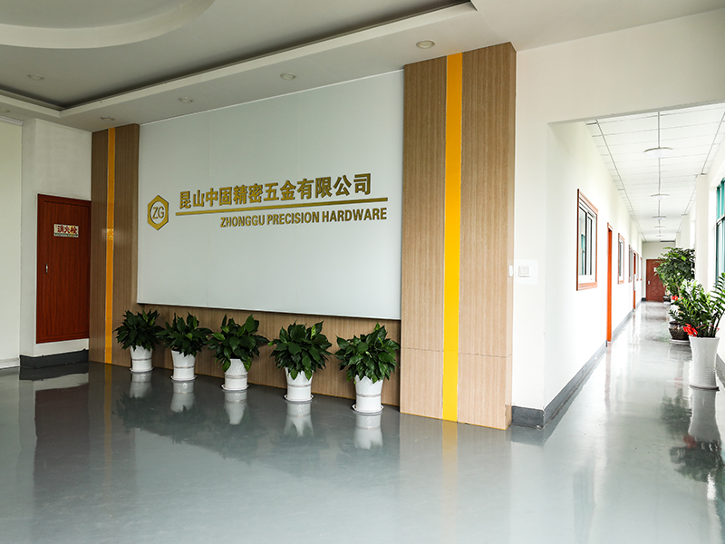 Kunshan Zhonggu Precision Hardware Co., Ltd.
