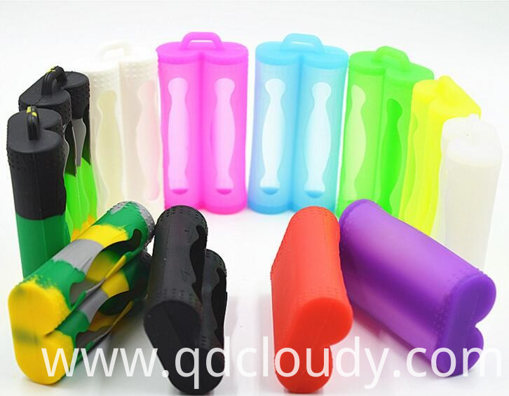 Silicone Battery Case