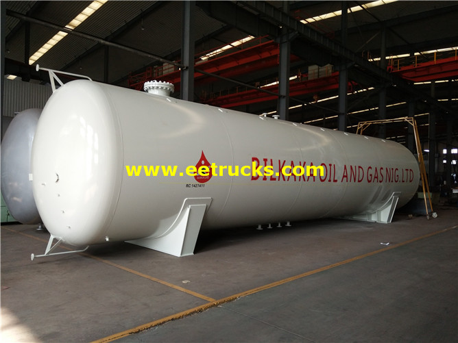 Large Lpg Bullet Tanks
