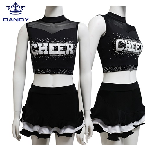 Custom all star cheerleading uniforms