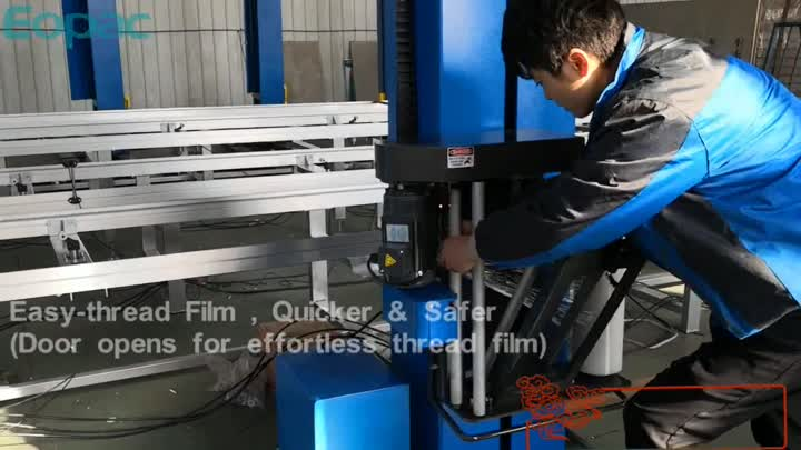 ET300PPS pallet wrapping machine.mp4