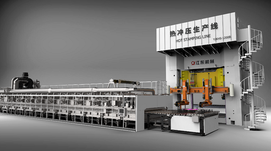 Chongqing Jiangdong Machinery Co., Ltd