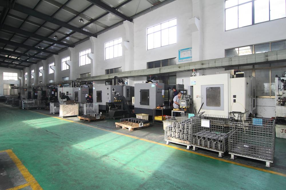 VMC Production Line