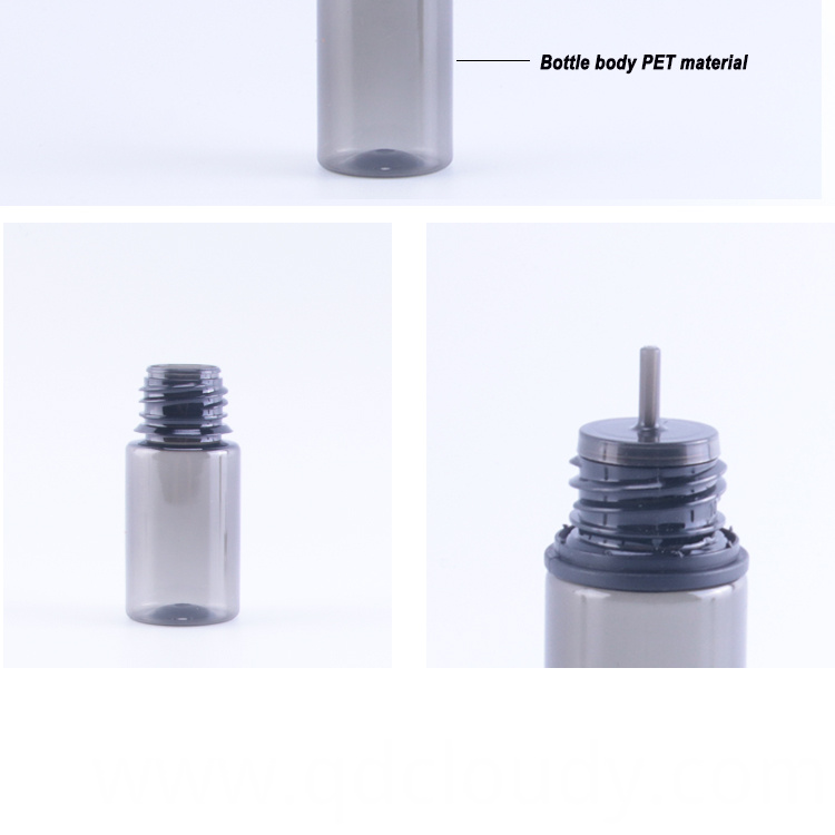 60ml Round Plastic bottle for essential oil