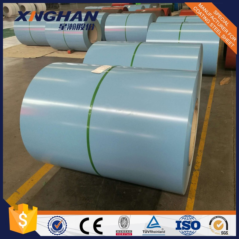 coated steel coil for Building Construction