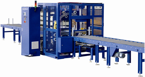 S600 S series stretch wrapping machine