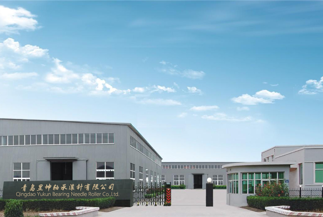 Qingdao Yukun Bearing Needle Roller Co.,Ltd.